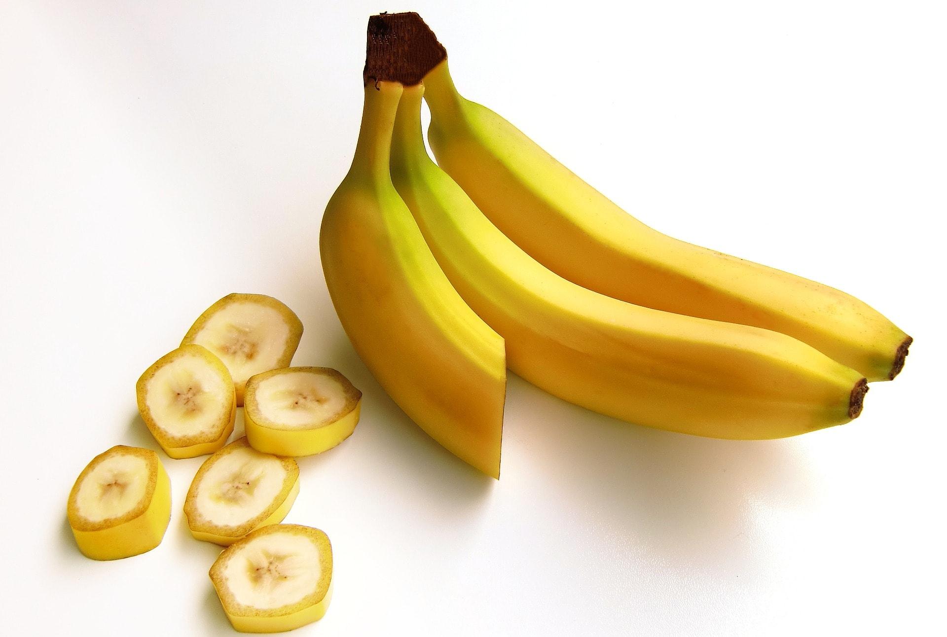 Bananai ir jų nauda sveikatai