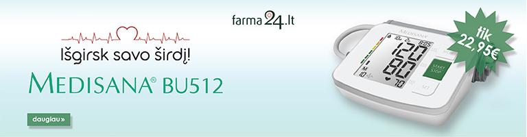 Medisana BU512 pigiau | Farma24.lt