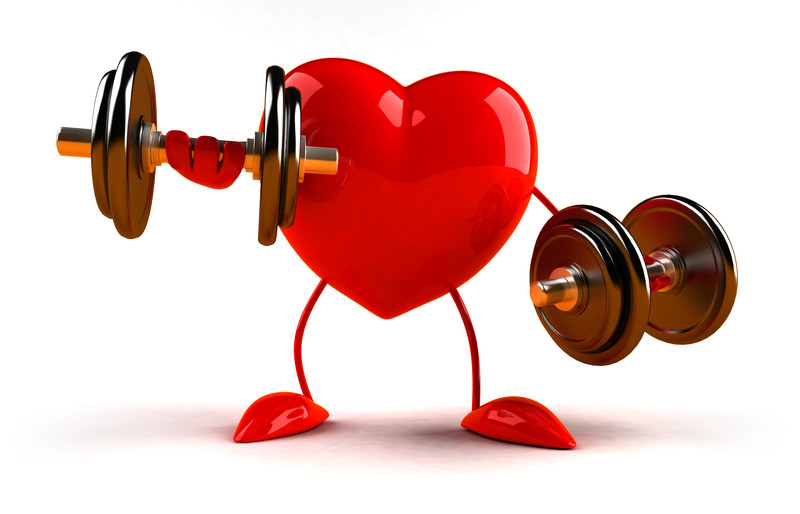 Stipri širdis