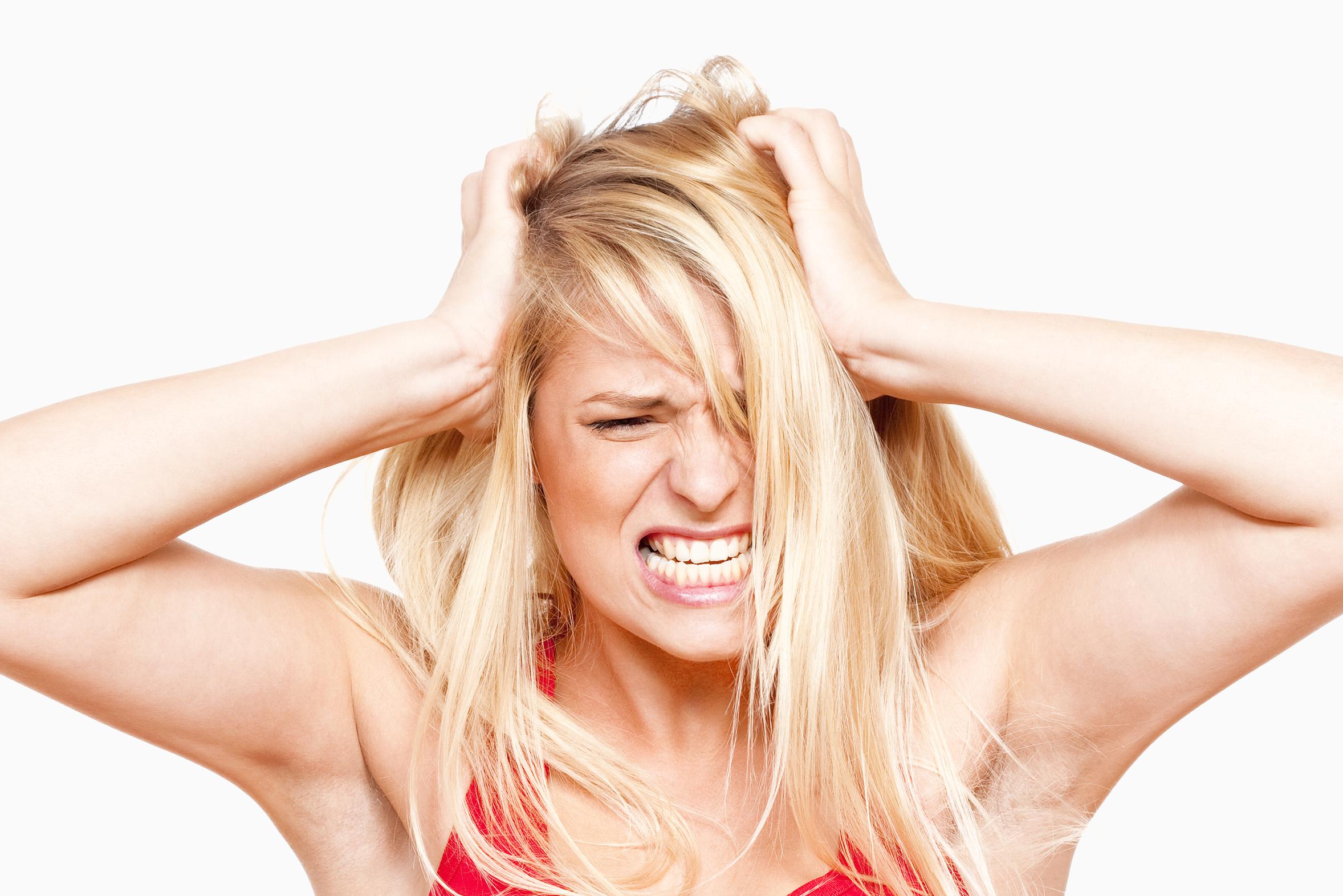 Priešmenstruacinis sindromas PMS