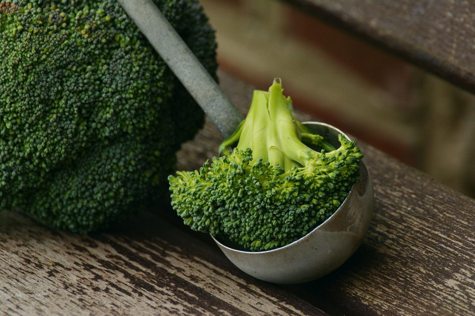 Brokoliai - gerai sveikatai ir organizmo švarai