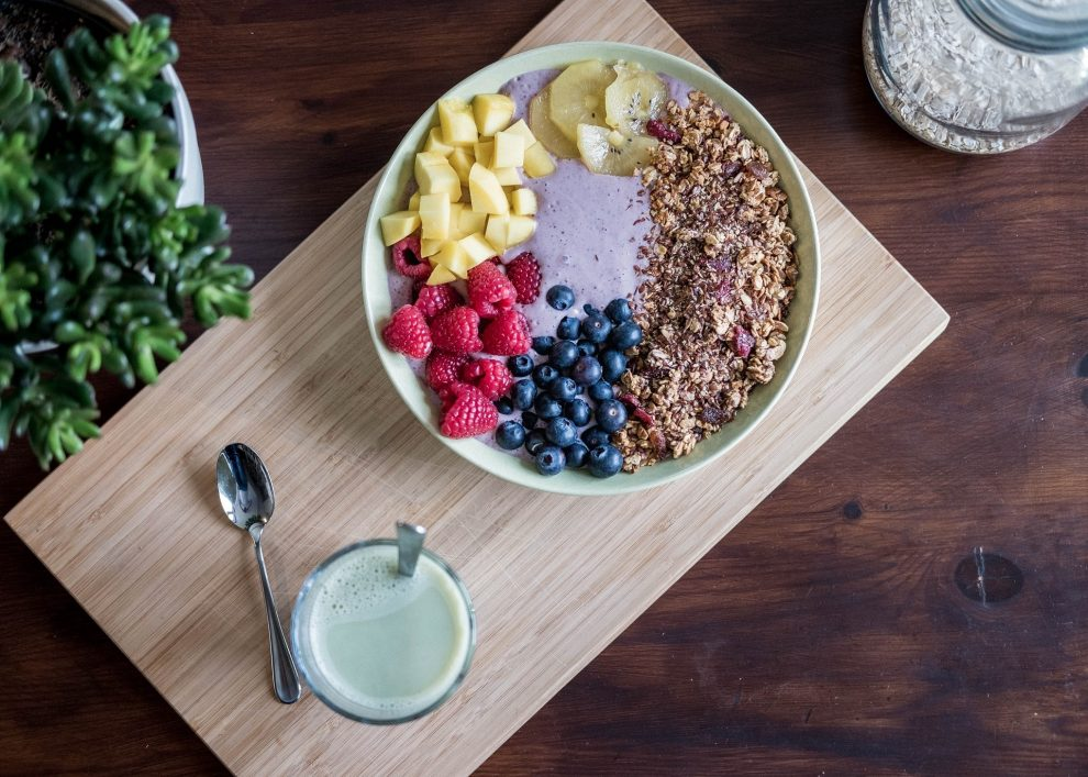Skirtingo maisto skirtingi privalumai